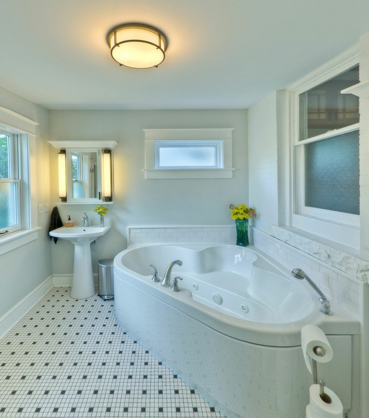 Bagno design da semplice ambiente di servizio a luogo di benessere e relax - Arredo bagno semplice ...