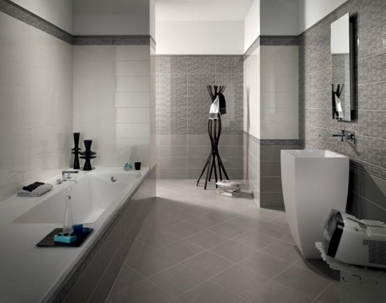 Bagno grigio: suggerimenti particolari per un ambiente da sogno