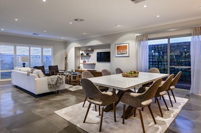 Open space arredamento il nuovo concetto per un for Casa design moderno