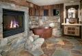 Bagni in pietra: suggerimenti originali per il rivestimento dal design rustico