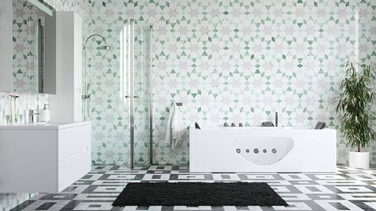 Vasca da bagno con doccia - 24 idee da togliere il fiato! - Archzine.it