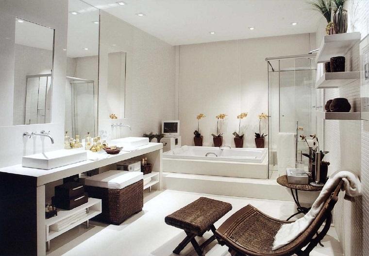 bagno design stile moderno ideale momenti relax