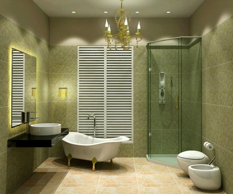 bagno design stile moderno vasca freestanding