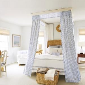 1001 idee come arredare la camera da letto con stile - Camera da letto country ...