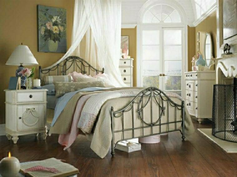 Camere da letto provenzali - alcune idee molto chic per la zona ...
