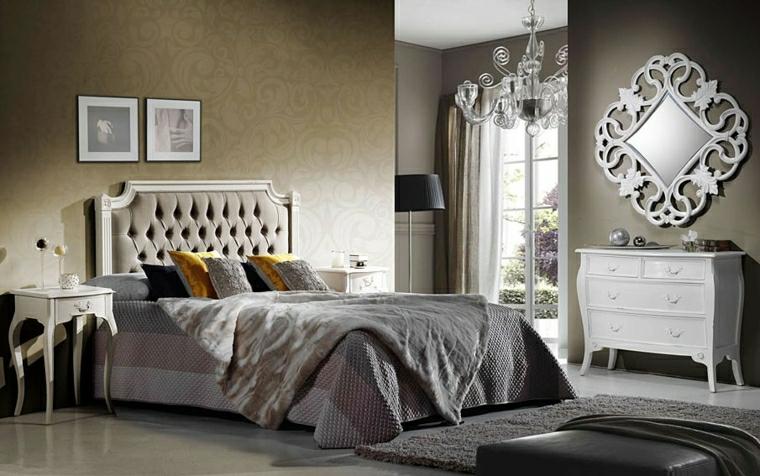 Camere da letto provenzali alcune idee molto chic per la - Mueble provenzal blanco ...