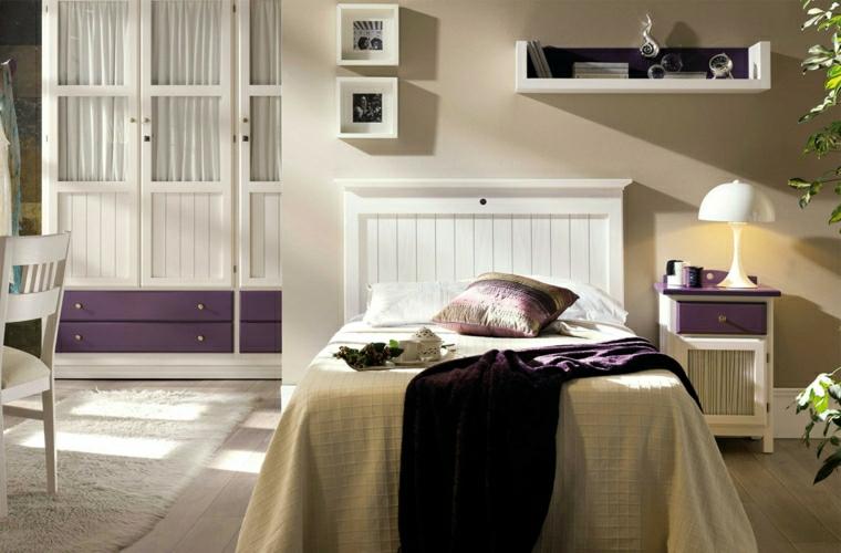 Camere da letto provenzali alcune idee molto chic per la for Camere da letto da sogno