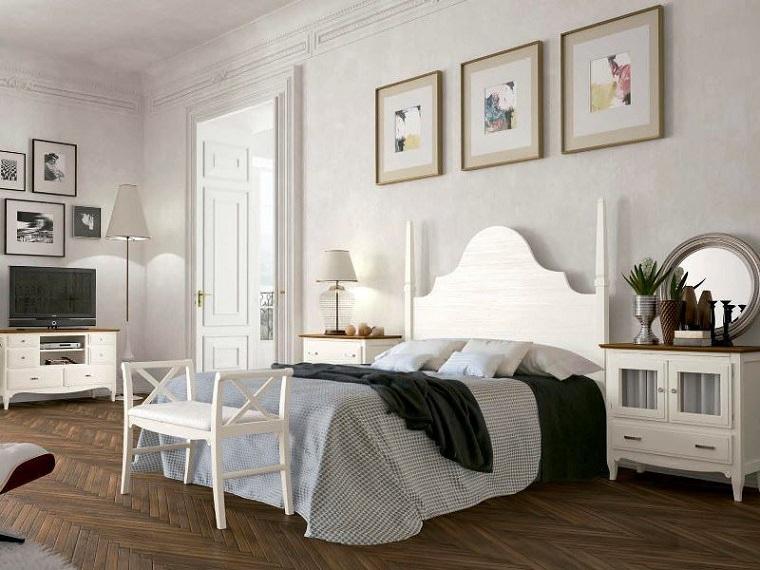 camere da letto provenzali alcune idee molto chic per la zona notte