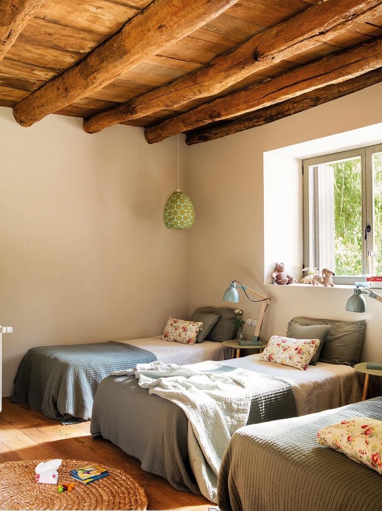 Idee per arredare casa stili tendenze e consigli pratici - Decoracion habitacion rustica ...