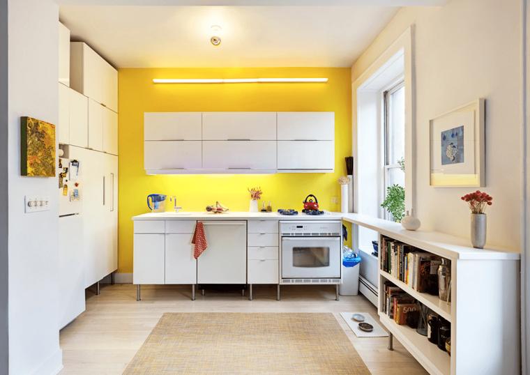 Colori pareti cucina: 24 abbinamenti veramente originali ...