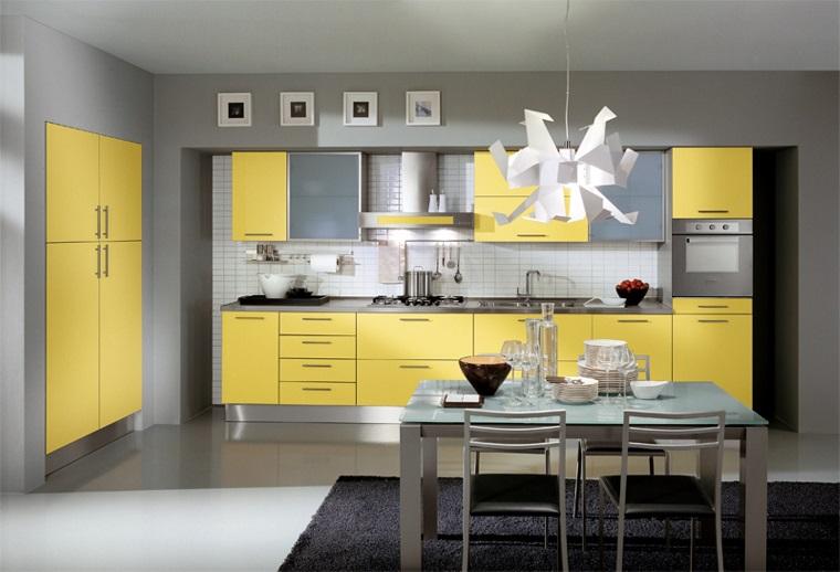 Colori pareti cucina: 24 abbinamenti veramente originali - Archzine.it