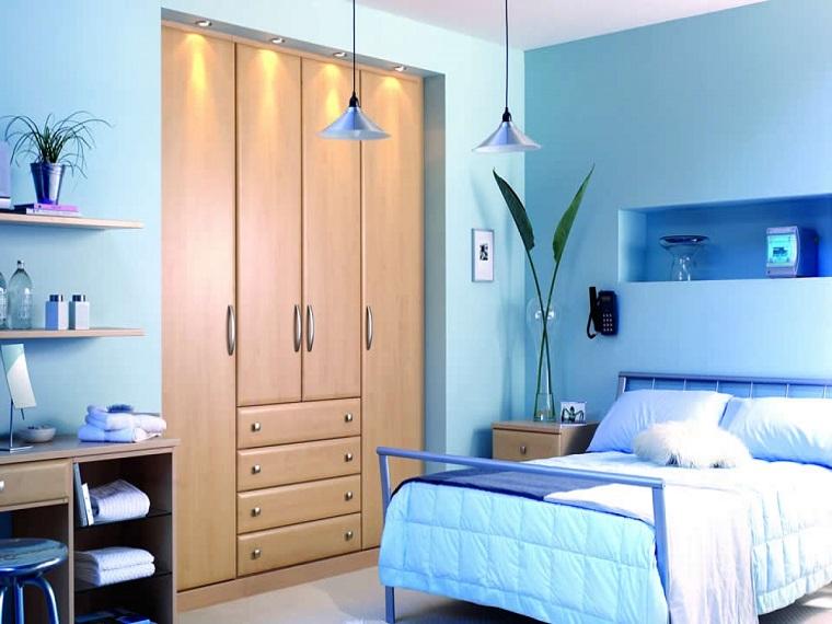 Pareti colorate: come personalizzare living e camere da letto con ...