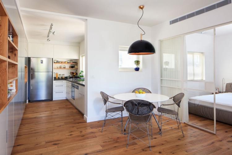 Arredare casa piccola 23 suggerimenti da sogno - Come arredare una cucina piccola ...