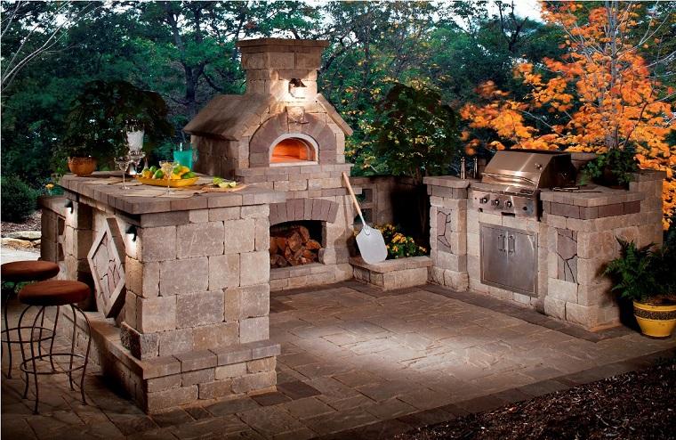 Cucine da esterno: soluzioni tecnologiche e dal design ricercato ...