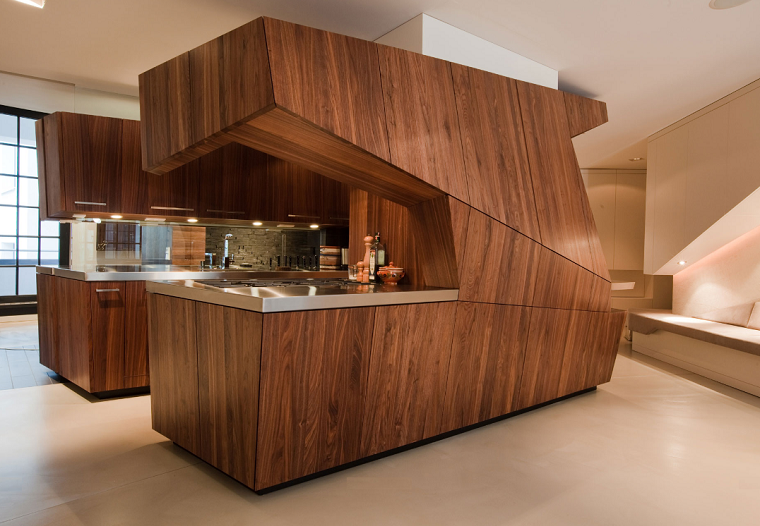 Best Cucine Rustiche In Legno Massello Contemporary - Ideas & Design ...