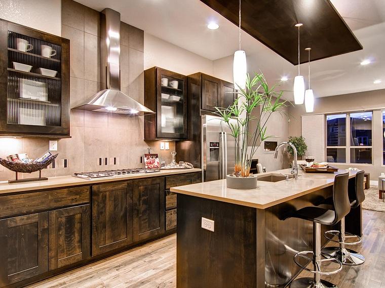 Beautiful Cucine Rustiche Moderne Gallery - Amazing House Design ...