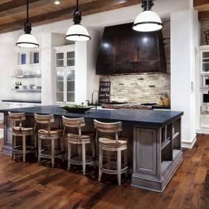 Pavimenti per cucina rustica gallery of cucina rustica con pano in travertino with pavimenti - Pavimenti per cucina rustica ...