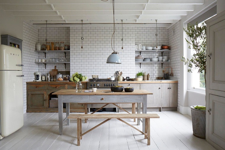 Cucine Chic. Awesome Country Chic Kitchens Cucine Di Campagna With ...