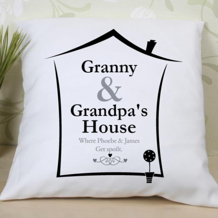 cuscino originale idea regalo casa particolare