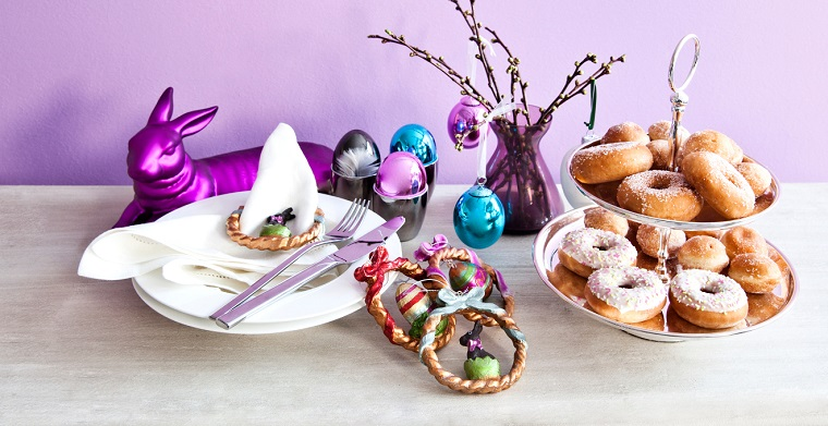 Decorazioni Buffet Fai Da Te : Decorazioni pasquali fai da te tante idee facili e colorate