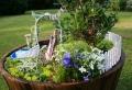 Decorazioni giardino e tante idee creative fai da te per un outdoor da sogno