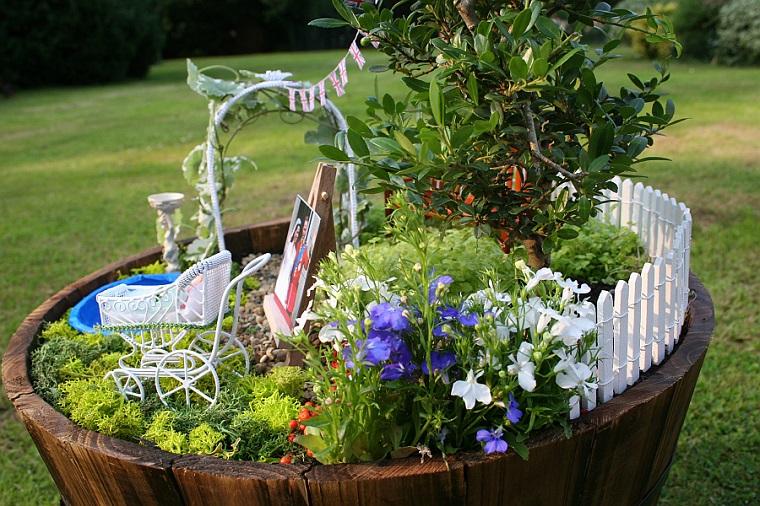 decorazioni giardino e tante idee creative fai da te per