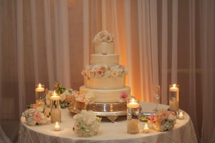 decorazioni matrimonio colori luminosi elementi particolari