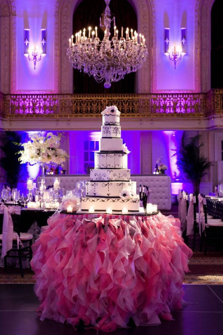 decorazioni matrimonio mozzafiato colori vivaci freschi
