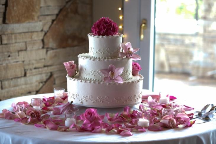 decorazioni matrimonio originali raffinate eleganti