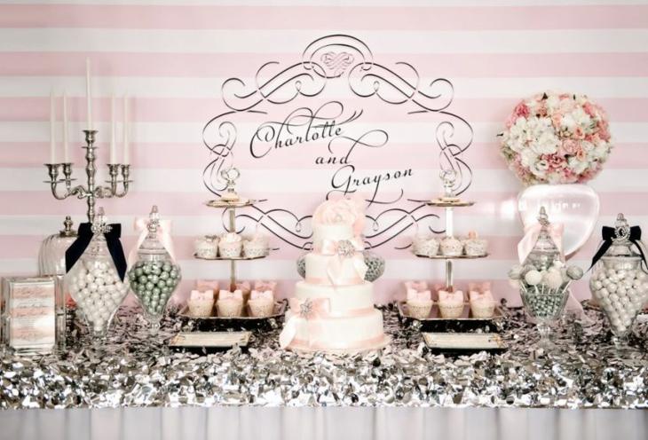 decorazioni matrimonio raffinate design particolare