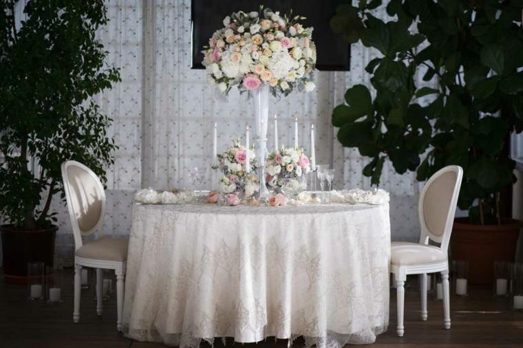 decorazioni matrimonio suggerimento elegante raffinato