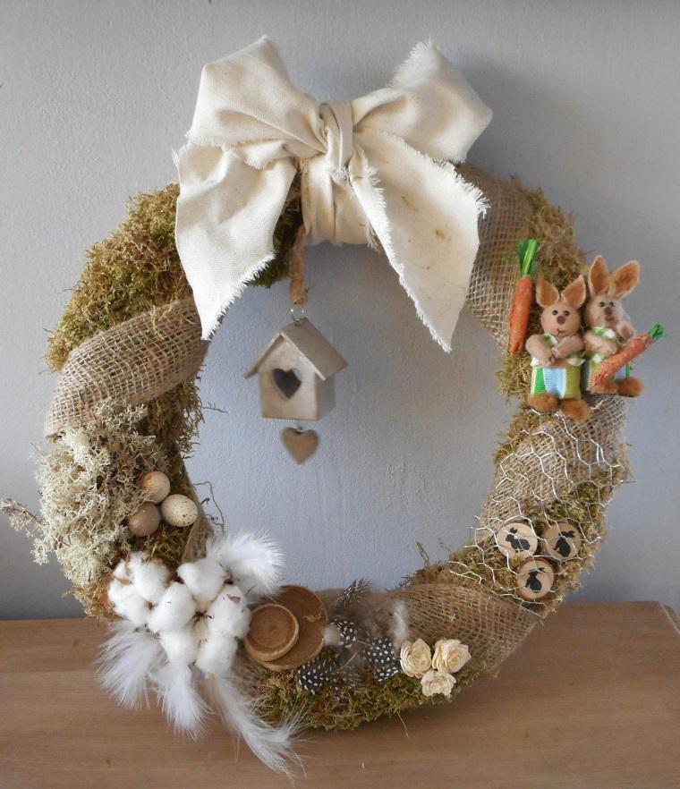Decorazioni pasquali fai da te tante idee facili e for Fai da te decorazioni casa