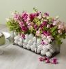 decorazioni-pasquali-fai-da-te-fiori-uova-bianche
