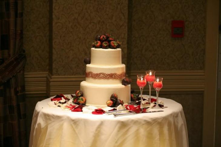 decorazioni per matrimonio mozzafiato colori freschi