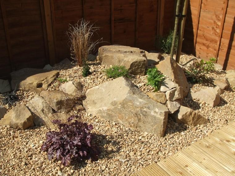 giardini rocciosi idea originale angolo verde