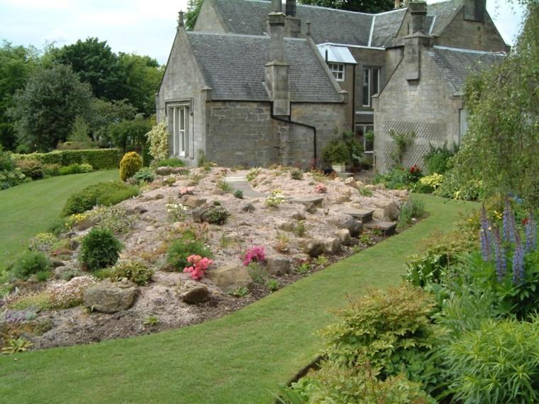 giardini rocciosi idea sogno angolo verde