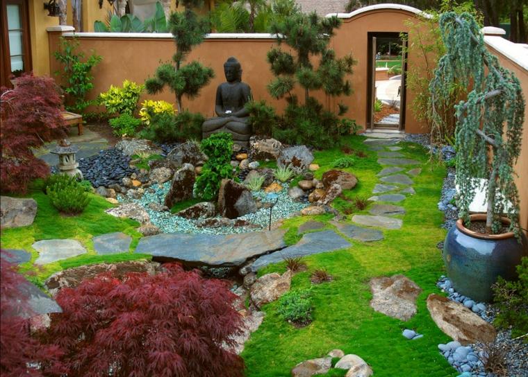 giardini rocciosi proposta particolare angolo outdoor