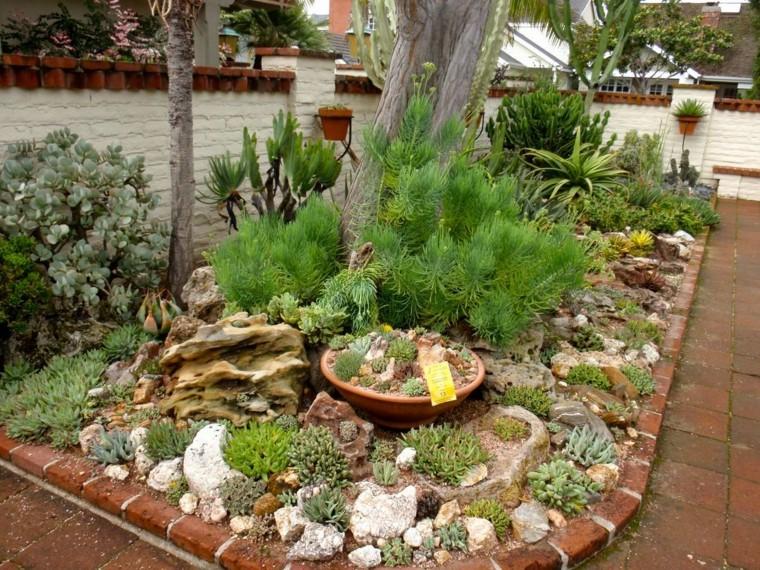 giardini rocciosi suggerimento originale particolare