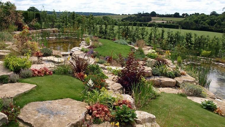 giardino roccioso suggerimento originale particolare