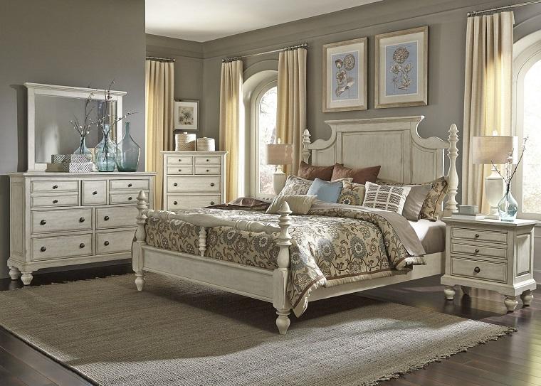 Camera da letto country tanti suggerimenti per un ambiente accogliente - Camere da letto stile country ...