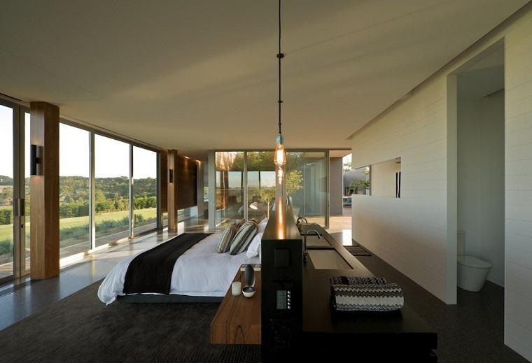 idea originale arredare casa senza muri