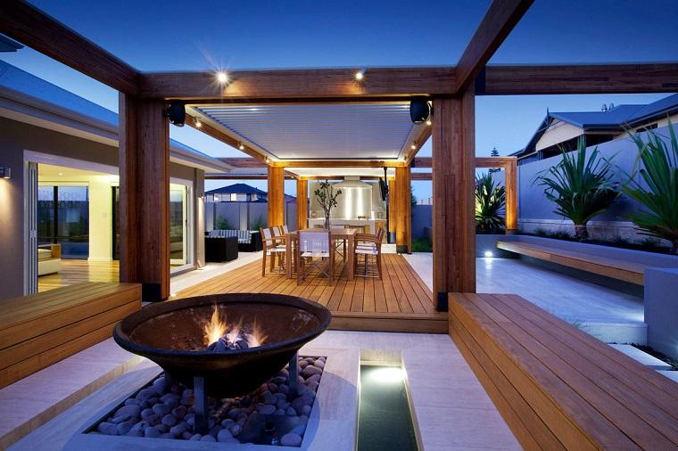 Come allestire un giardino dal design moderno con tante ...