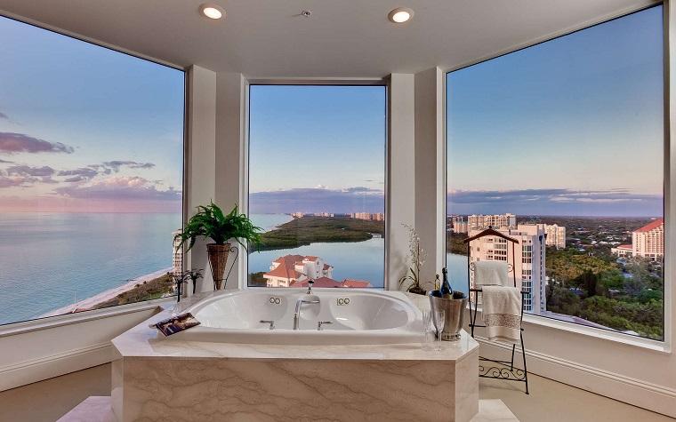 idee per arredare casa bagno moderno
