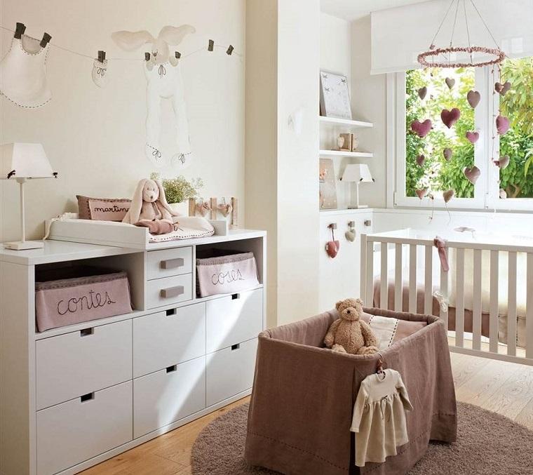 Idee per arredare casa stili tendenze e consigli pratici - Decorare cameretta neonato ...