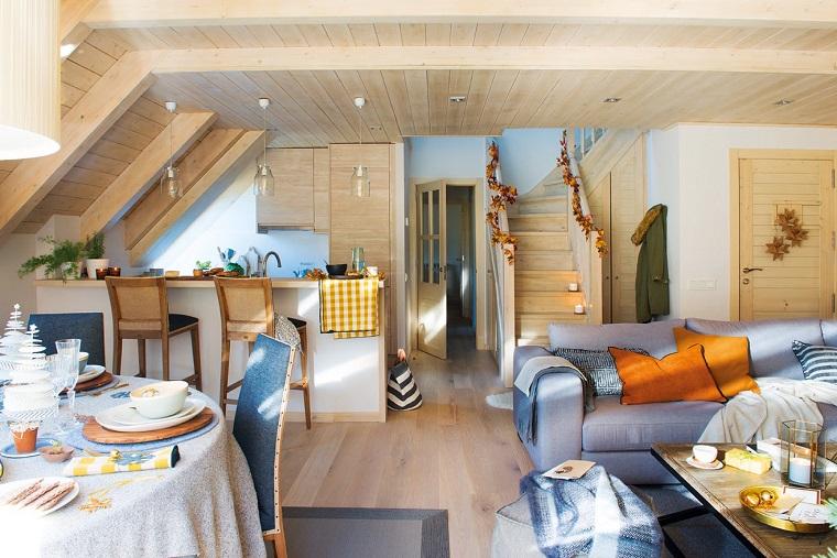 idee per arredare casa spazio open space