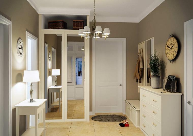 Ingresso moderno 23 idee mozzafiato per la casa for Ingresso casa moderno