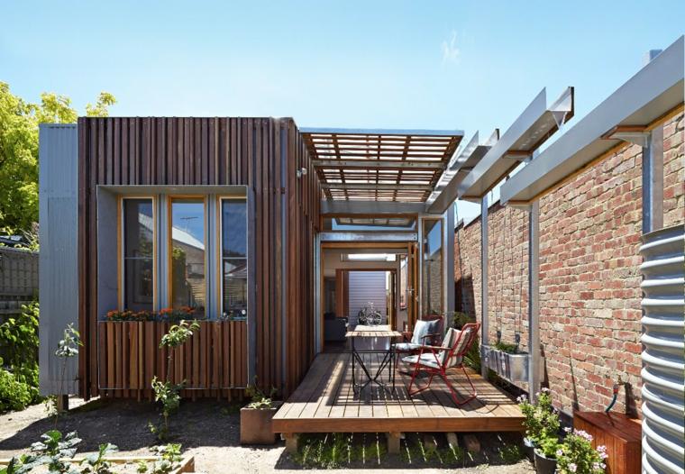 le terrazze idea originale arredo economico