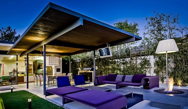 le terrazze idea semplice originale moderna outdoor