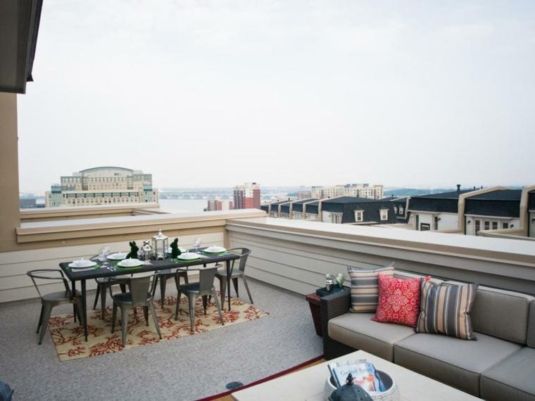 le terrazze idea semplice particolare angolo outdoor
