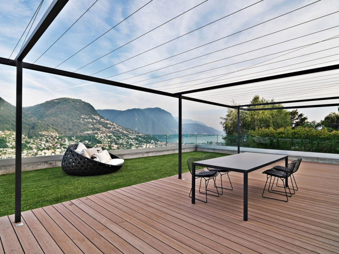 le terrazze suggerimento semplice particolare outdoor
